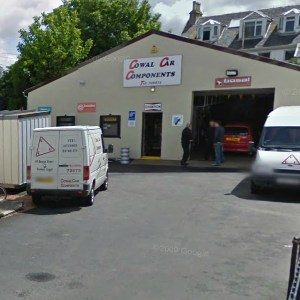 cowal car components in dunoon sell cheap tyres